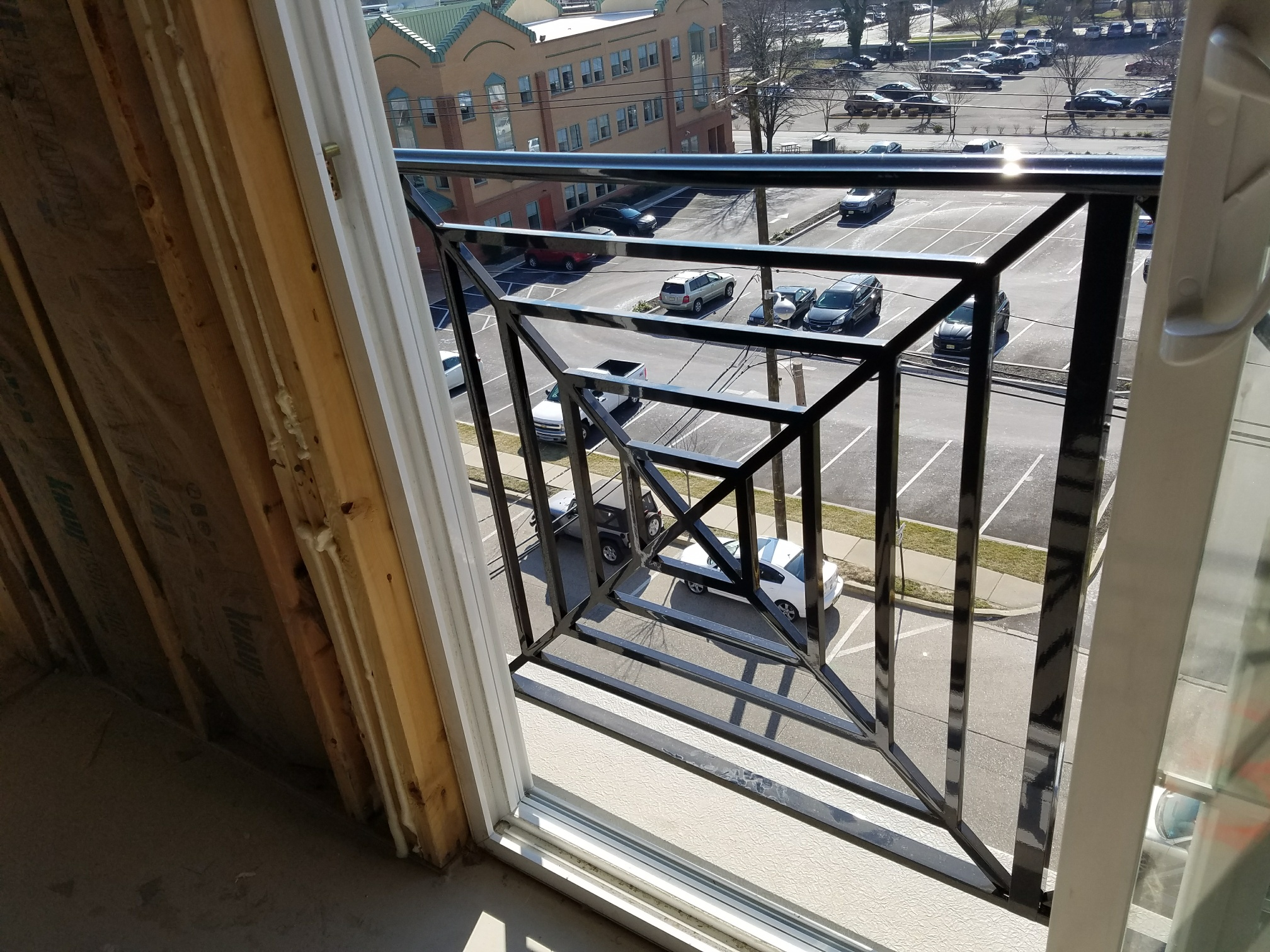 Powder Coated Aluminum Balcony Rails, Westmont NJ